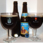 Westvleteren 12 and St Bernardus 12 side by side