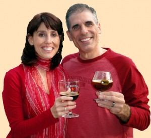 Join us for Beer Tasting - Ruth and Mike