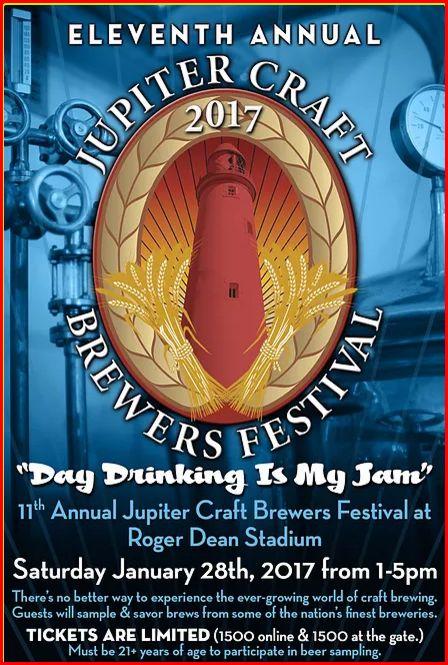 Jupiter Beer Fest 2017