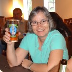 Janet H on Beer tour in St Augustine
