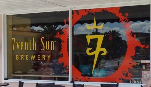 Tampa Beer Tour - with beer trip to 7venth Sun Brewery