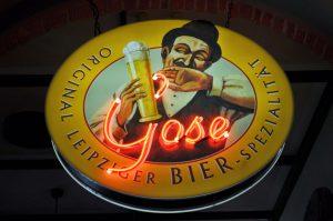 Gose sign