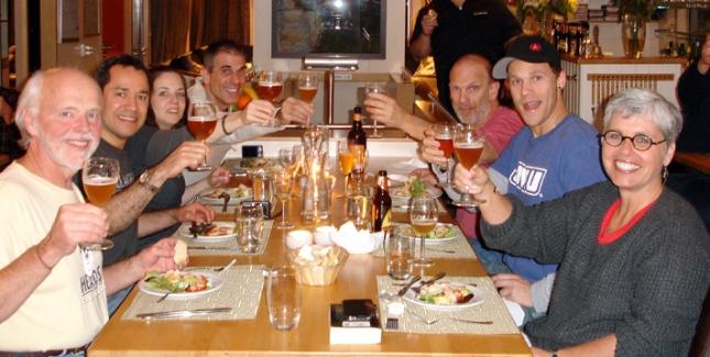 Enjoy Gourmet Dinners Onboard