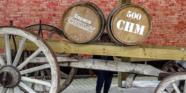 Chimay Special Delivery Wagon