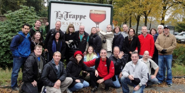 La Trappe, The Only Trappist Brewery in the Netherlands!